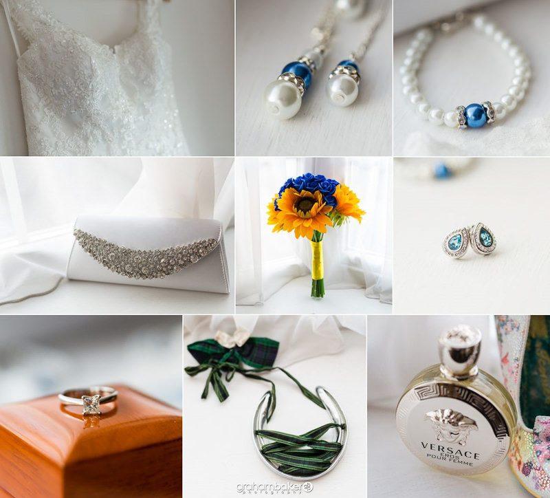 Wedding Dress Bridal Accessories and Details - Surrey Wedding