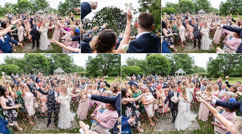 Kent Wedding venue where you can get married outside! - Confetti!