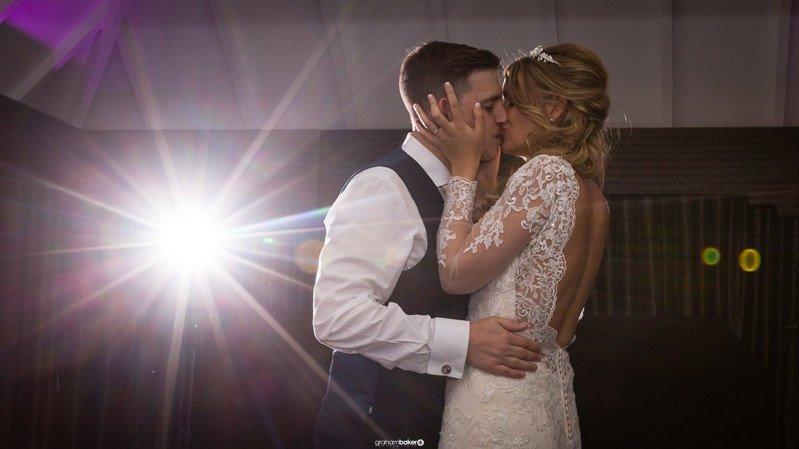 Wedding cake by Belles Bakes -
