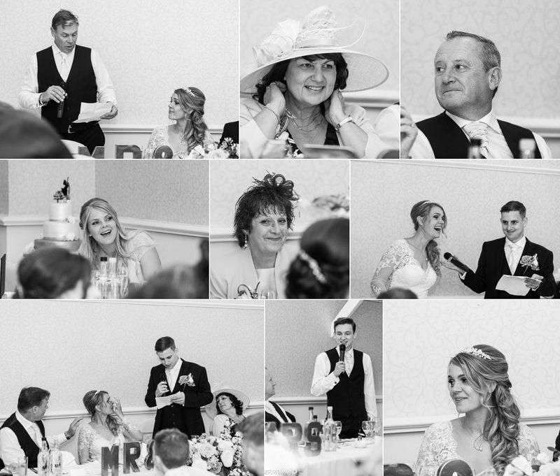 Wedding Speeches!