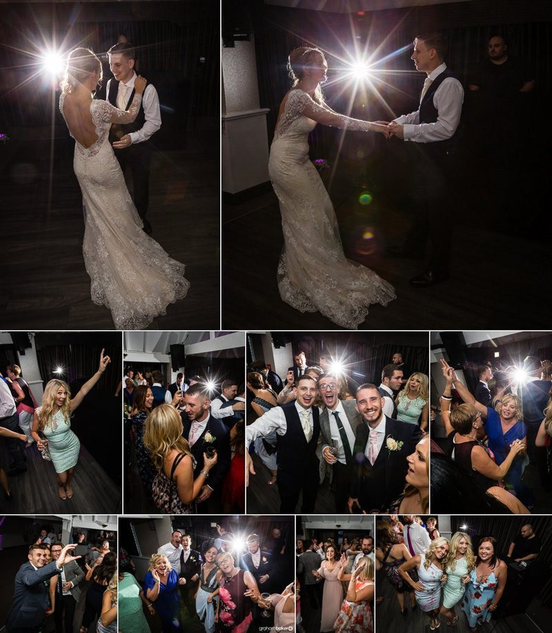 Wedding Dancing!
