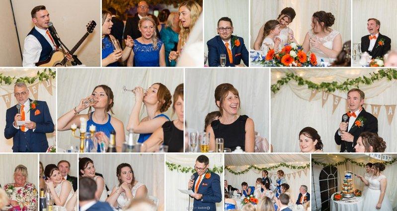 Kent Wedding Reception Marquee