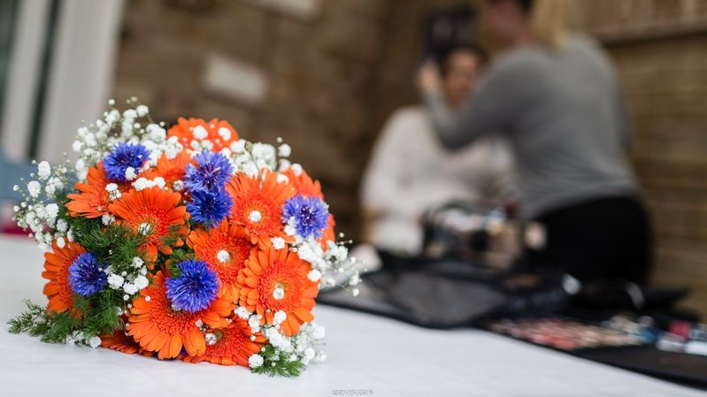 Wedding Flowers by Betty