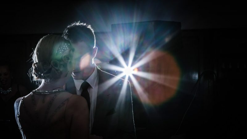 First Dance! - Wedding Reception at the Hawksmoor Guildhall London