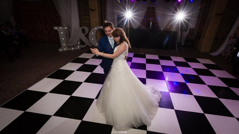 A Wedding First Dance at South Lodge Hotel Sussex