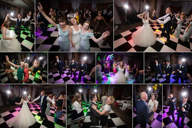 Wedding Dancing Fun!