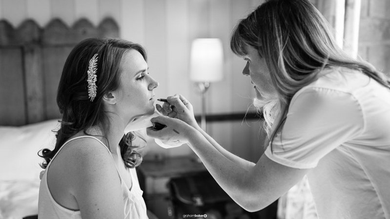Bridal Makeup for Sussex Bride   Bridal Beauty - Alison J Smith