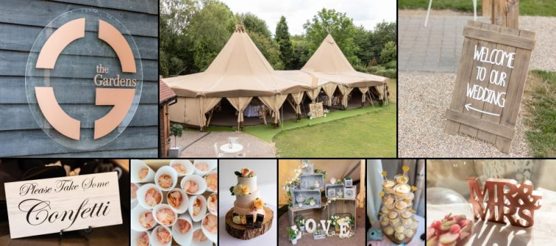 The Gardens Yalding - Events and Wedding Venue - Kent