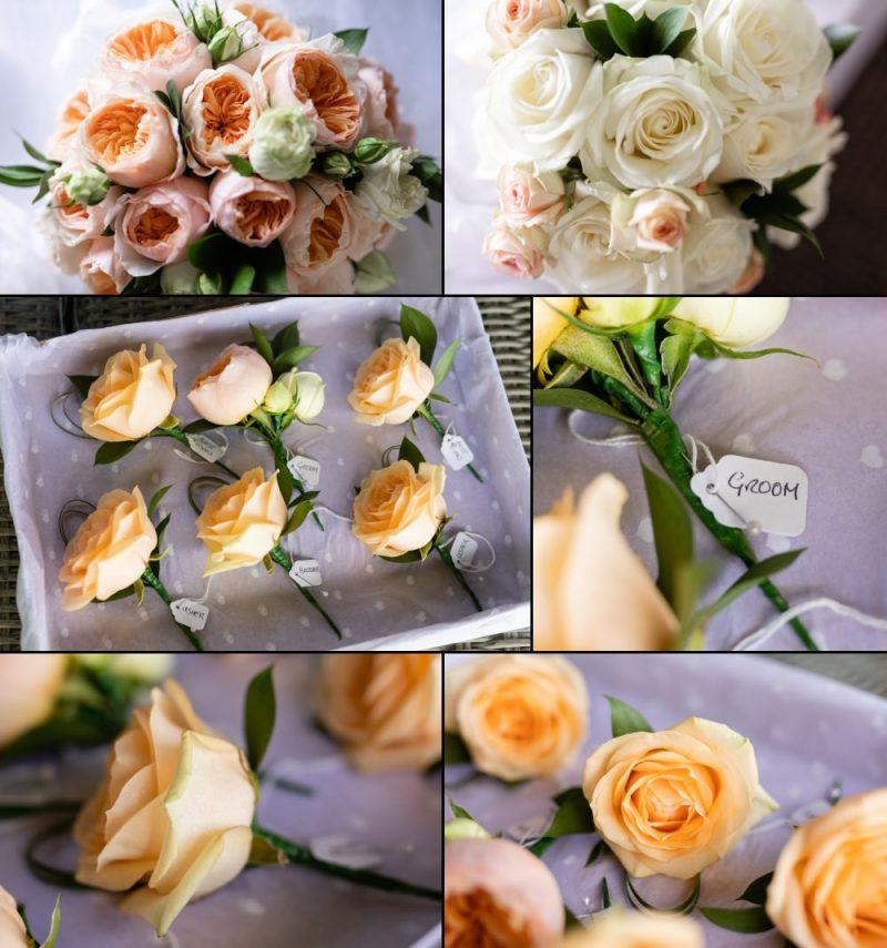 Petal Creations Florist at The Gardens Yalding - Wedding Venue in Kent