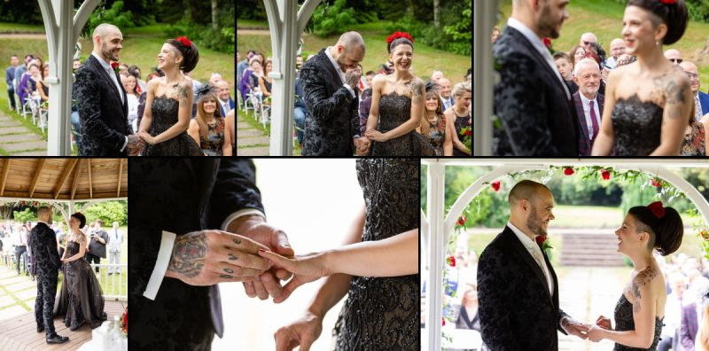 Outdoor Weddings at Rowhill Grange