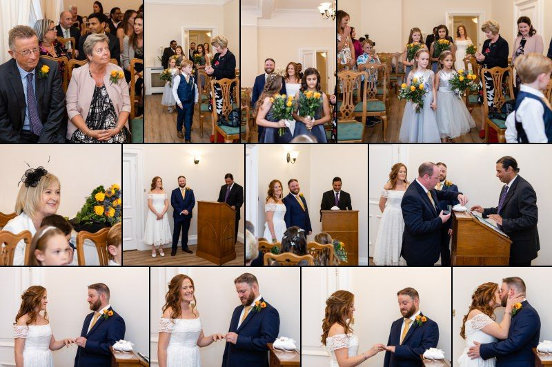 Weddings at Woolwich Town Hall