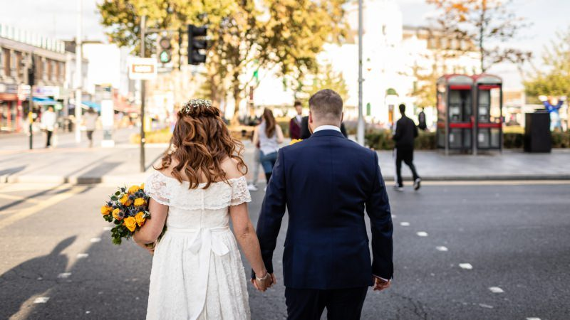Getting Married in Woolwich London
