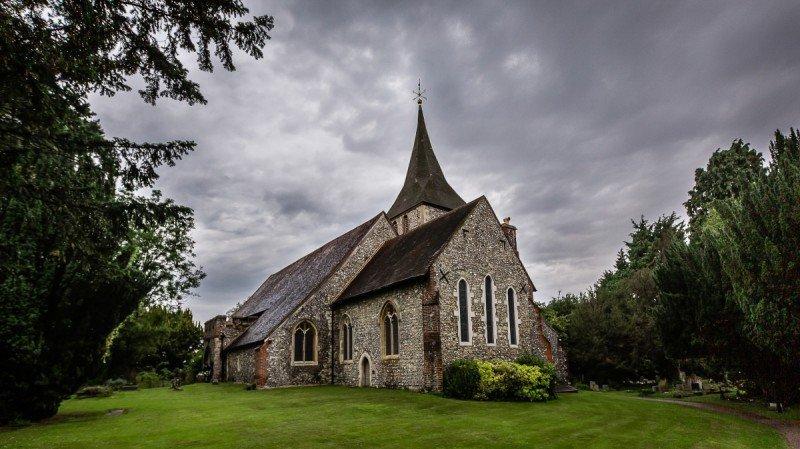St Martins of Tours Church, Chelsfield, Church Rd, Chelsfield, Orpington BR6 7SN