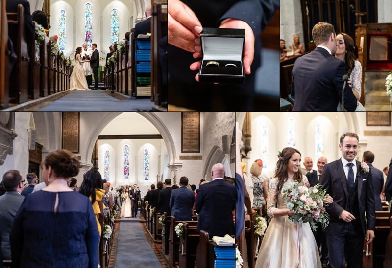 St Martins of Tours Wedding