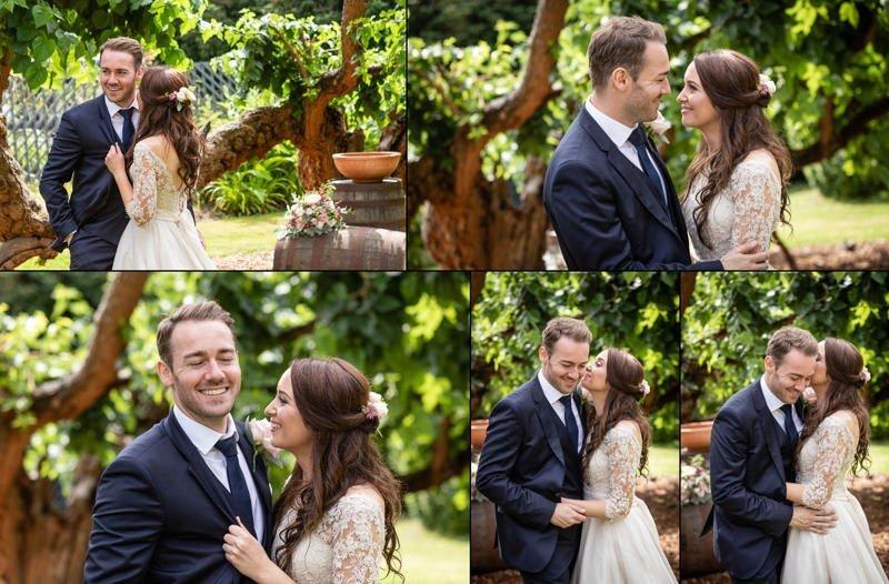Kent Bride Wedding Portraits Kent Photographer Graham Baker Photography