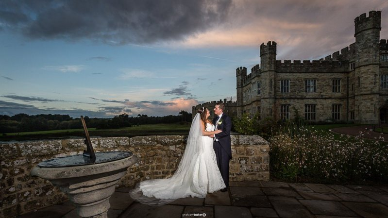 Kent Wedding Venue - Leeds Castle