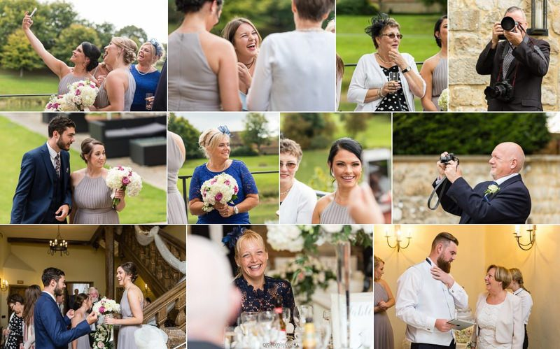 Wedding Reception at Maidens Tower Leeds Castle