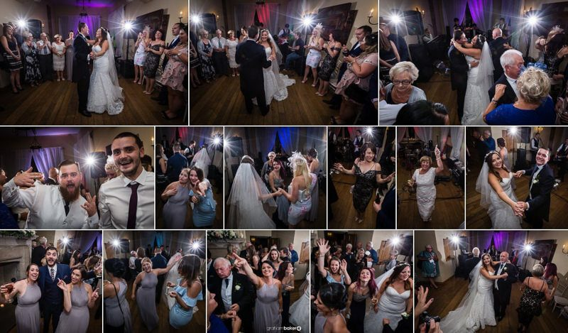 Wedding First Dance and Reception at Maidens Tower Leeds Castle