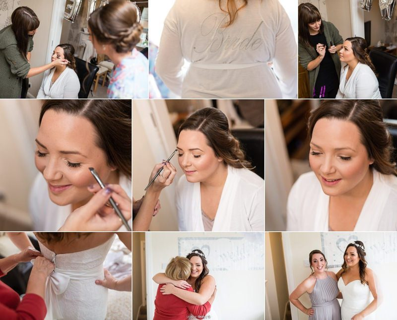 Kent Bride Details and Getting Ready Wedding Photography