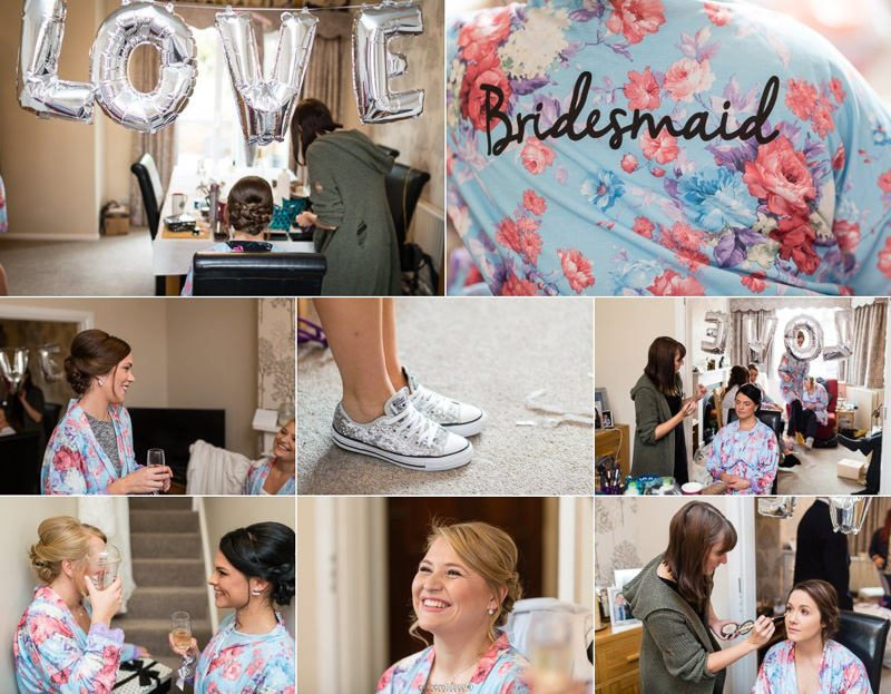 Kent Bridesmaid details and getting ready Photography