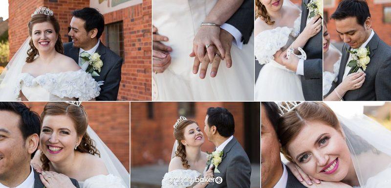 Welling Wedding Couple Portrait photography