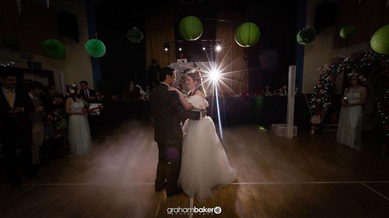 Welling Wedding Reception