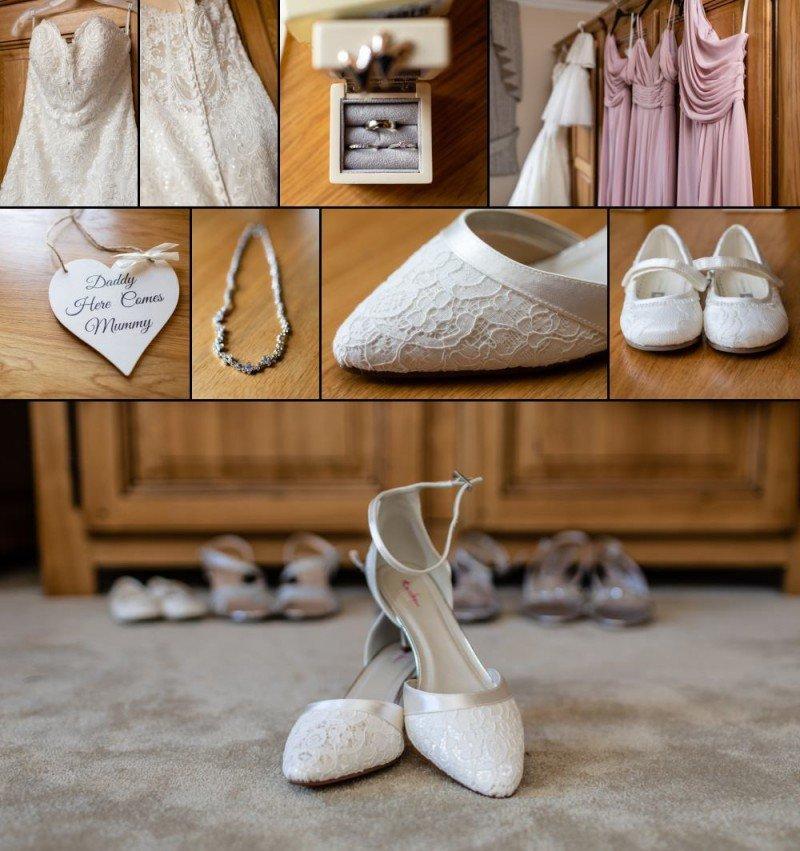 Kent Bride - Bridal Details