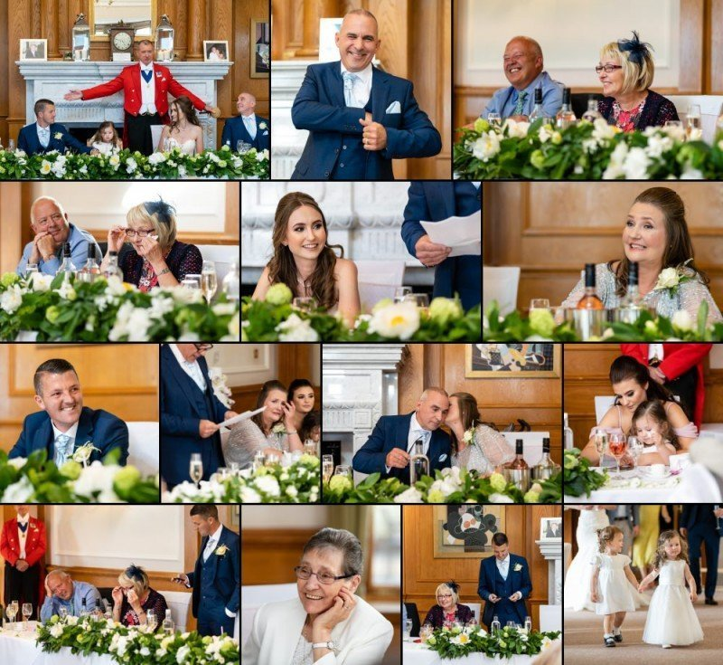 Kent Wedding Reception