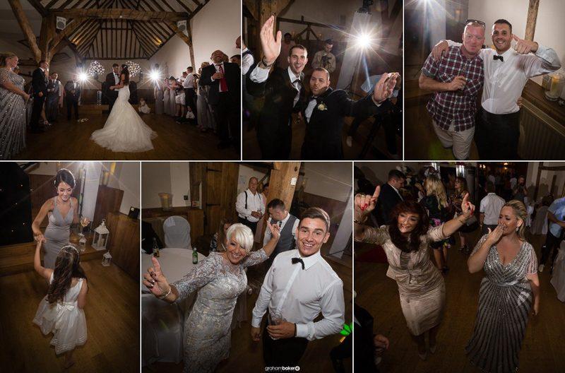 Wedding Dancing fun - Odyssey Wedding Disco and DJ Kent
