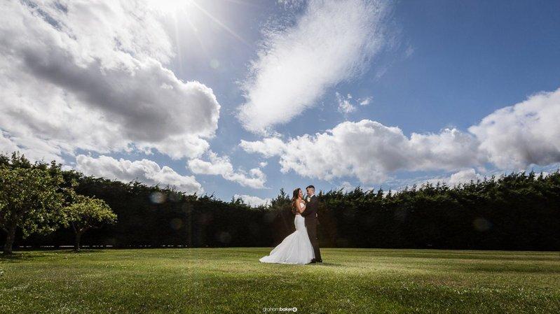 Winters Barns Wedding Venue in Canterbury Kent - Photograph by Kent Wedding Photographer Graham Baker Photography