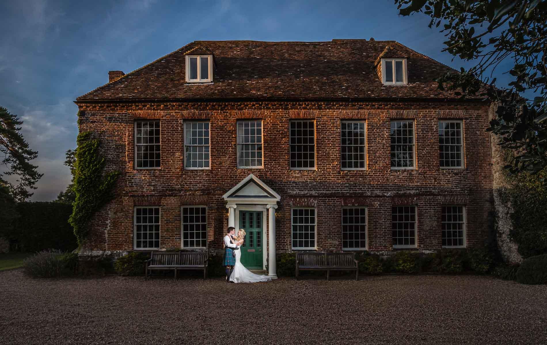 Westenhanger Castle Wedding Kent