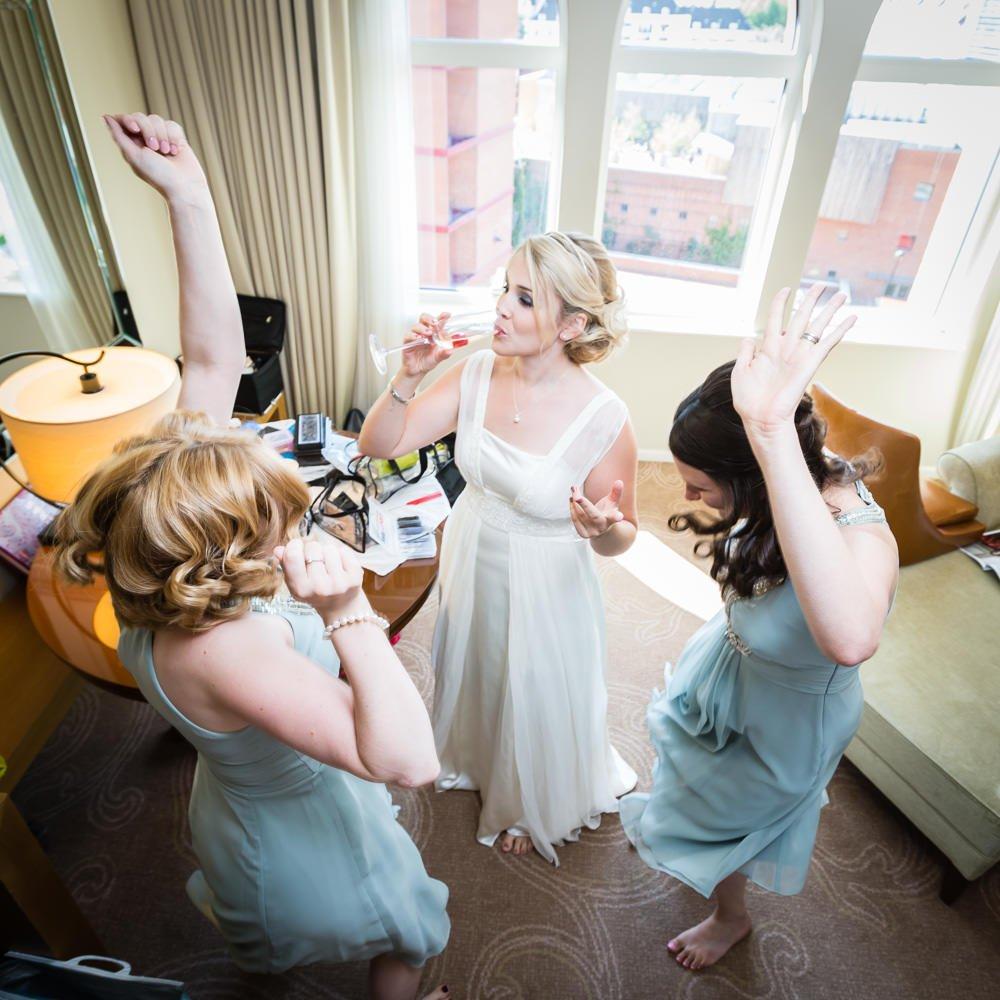 St. Pancras Renaissance London Hotel | Fun Bridal Prep!