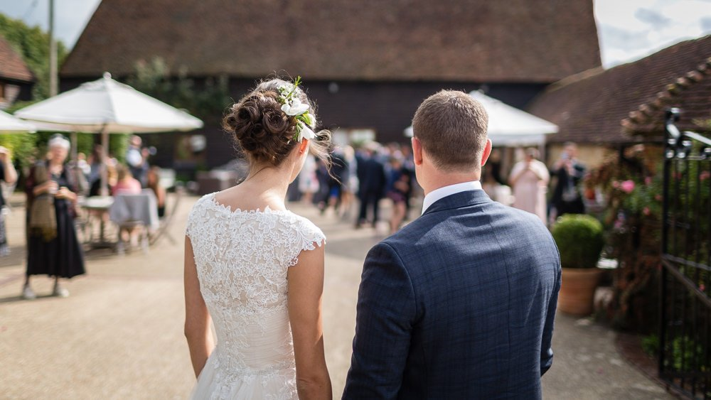 Fitzleroi Barn Wedding Venue | Weddings in Pulborough West Sussex