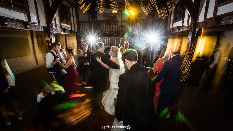 Mercure Box Hill Burford Bridge Hotel | Surrey Wedding Photography
