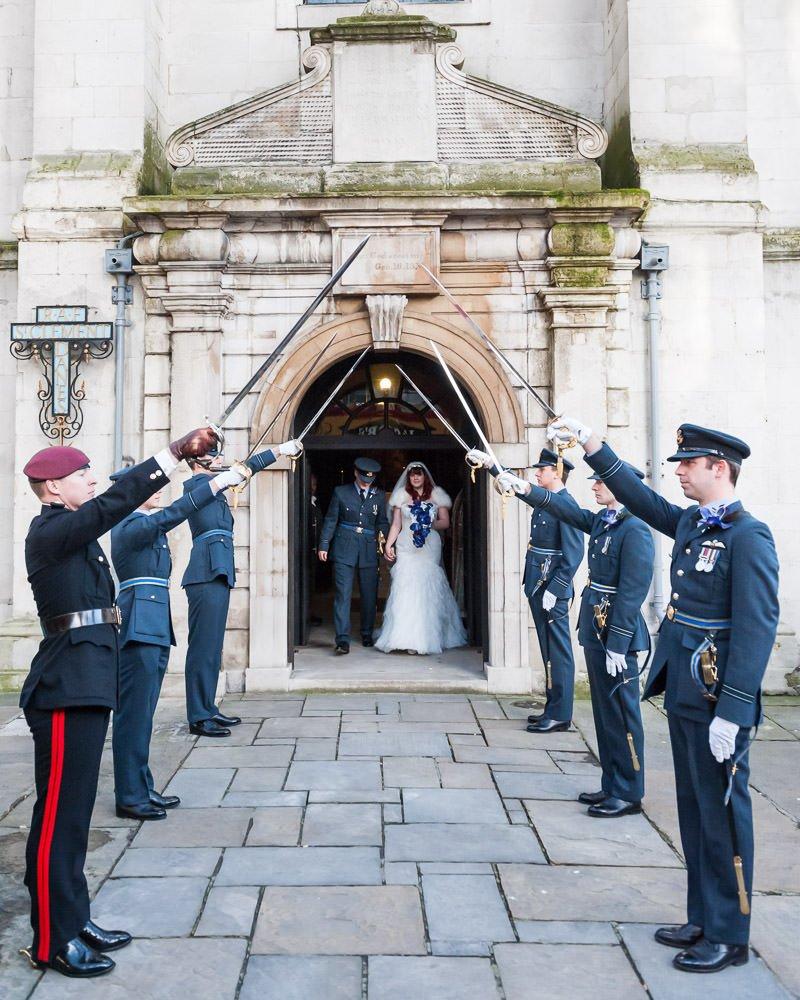 St Clement Danes | Royal Air force Church London |