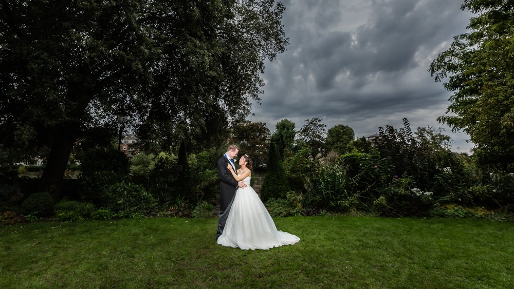 The Bingham Richmond Upon Thames Surrey Wedding