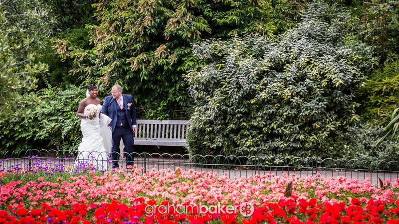 A South London Wedding - Croydon & Bromley