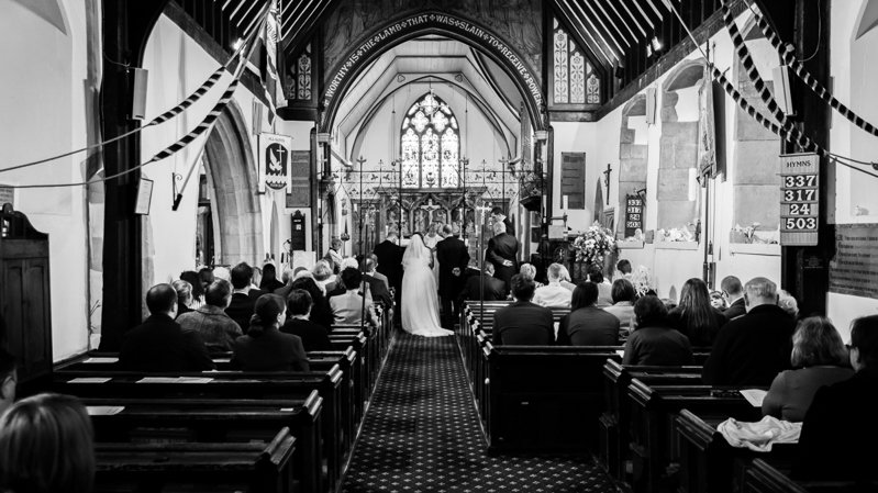 All Saints Church Foots Cray Sidcup | UK Wedding Photographer