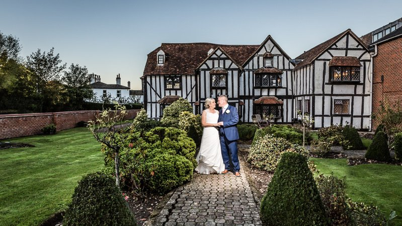 Donnington Manor Hotel Sevenoaks Kent Wedding