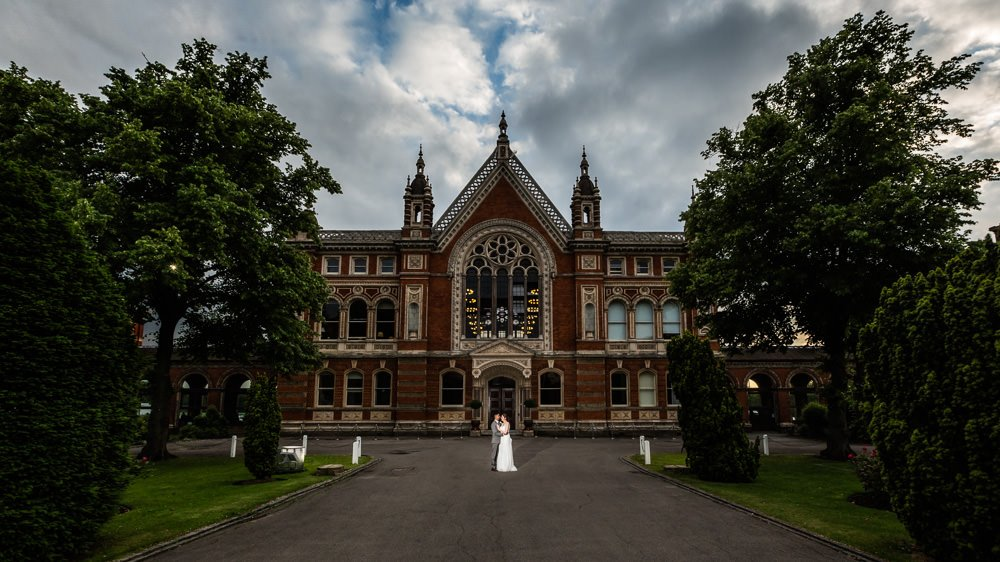 Dulwich College Weddings - Photographs by Graham Baker Photography