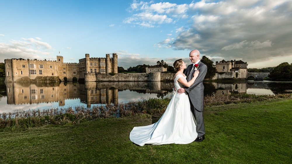 Getting Married at Leeds Castle Kent