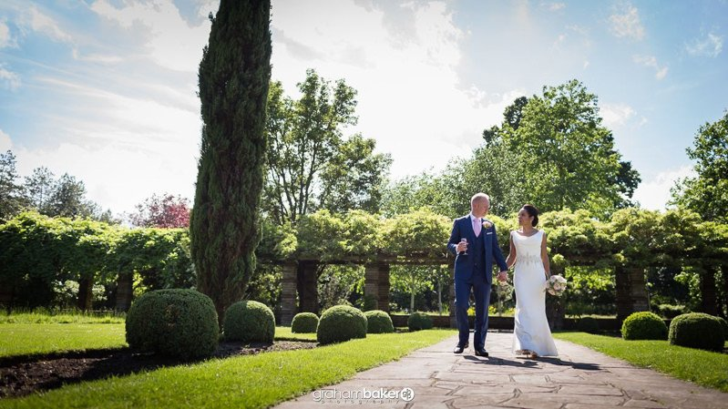 Well Hall Pleasaunce – wedding photos of Tudor Barn Eltham