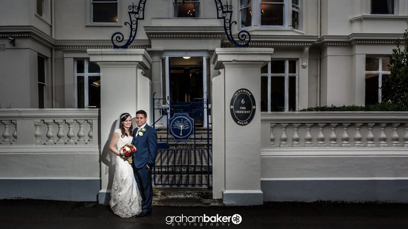 Glenmore House Surbiton Wedding