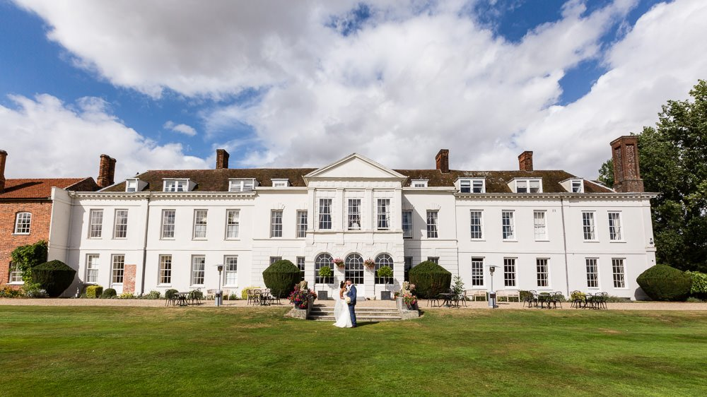 Getting Married at Gosfield Hall Essex Wedding Venue