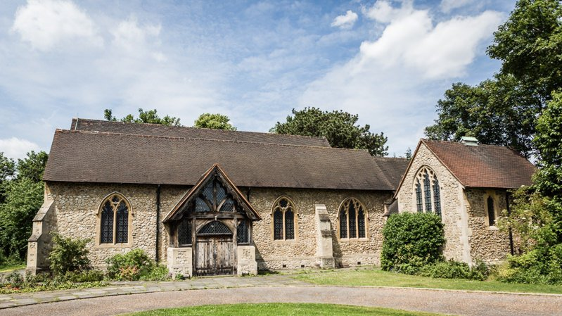 Getting Married at the Holy Trinity Church Sidcup