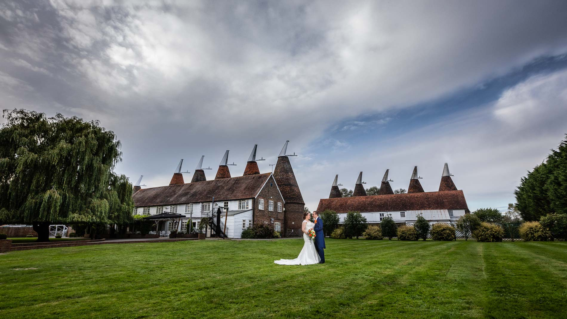 Hop Farm Wedding Venue in Kent