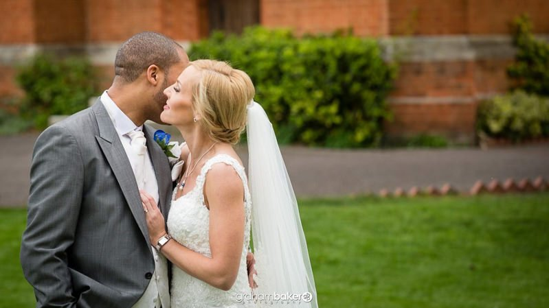 Natural Wedding Photography by Graham Baker - London and South East Wedding Photographer