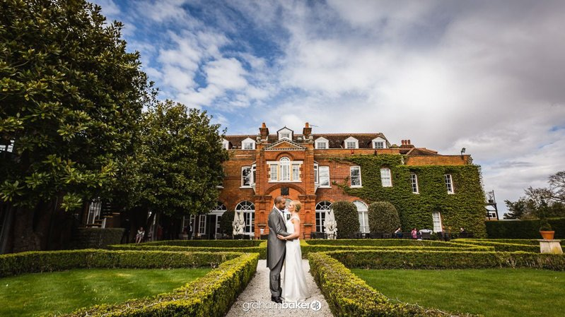 Weddings at Littleton Park House Shepperton Studios