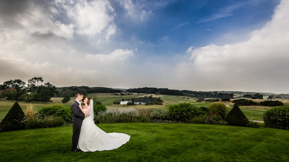 Getting Married at the London Golf Club in Kent