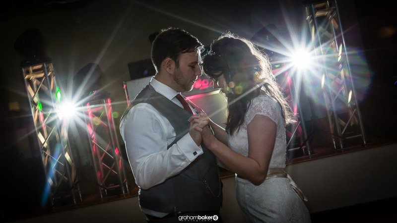 Wedding Couple First Dance Photography